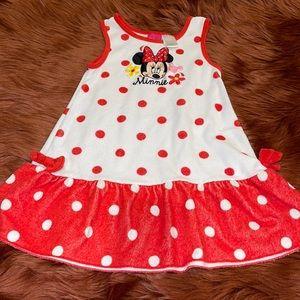 Disney Minnie Mouse Dress!